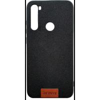 Чехол Remax Tissue Xiaomi Redmi Note 8 (черный)