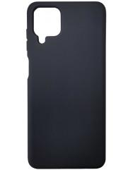 Чохол Silicone Case Samsung A12 (чорний)