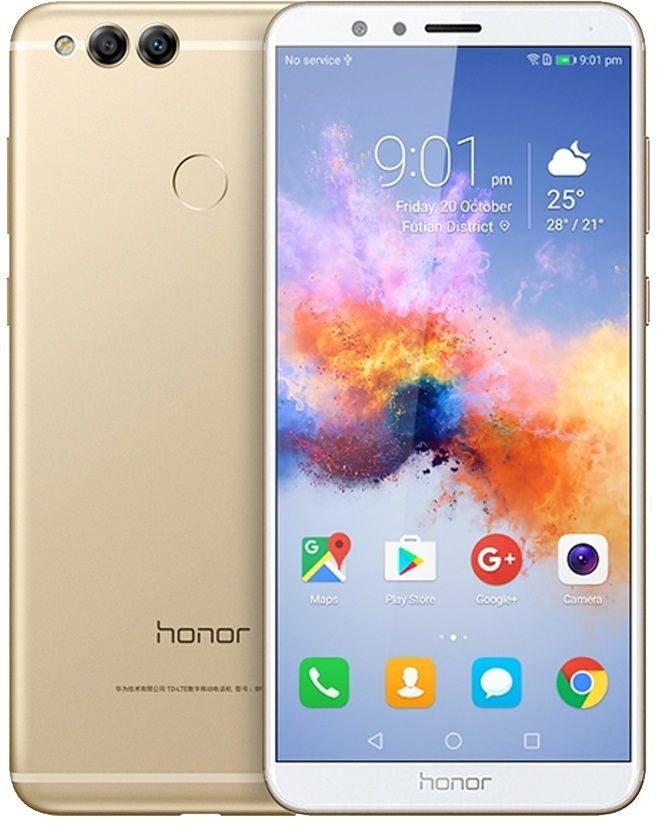Huawei Honor 7X 4/32Gb (Gold)