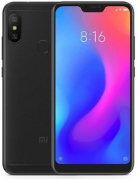 Xiaomi Redmi Note 6 Pro 4/64Gb (Black) EU - Global Version