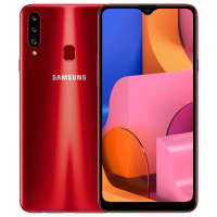 Samsung A207F Galaxy A20s 2019 3/32Gb (Red) EU - Официальный
