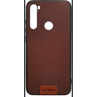Чехол Remax Tissue Xiaomi Redmi Note 8 (коричневый)