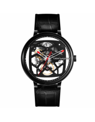 Часы CIGA Design Creative Leather Strap Automatic Mechanical (Black)