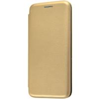Книга Premium Huawei Y7-18 (золото)
