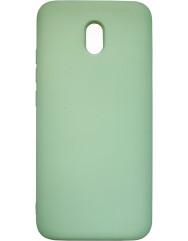 Чохол Silky Xiaomi Redmi 8a (салатовий)