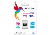 Карта памяти micro SD 32gb (10cl) Adata