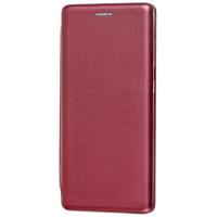 Книга Premium Samsung Galaxy A51 (бордовый)