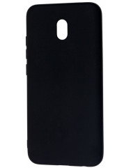 Чохол Soft Touch Xiaomi Redmi 8a (чорний)