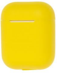 Чохол для AirPods XO Colors (жовтий)