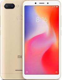 Xiaomi Redmi 6 3/64GB (Gold) EU - Global Version