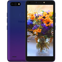 Tecno POP 2F 1/16GB (Blue) EU - Официальный