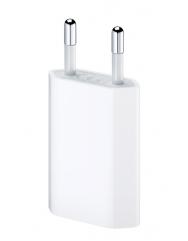 Зарядное устр. (блок). Iphone original (1.1A) (белый)