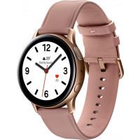 Смарт-часы Samsung SM-R830 Galaxy Watch Active 2 40mm Stainless steel (Gold)