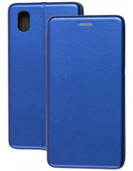 Книга Premium Samsung Galaxy A01 Core (синій)