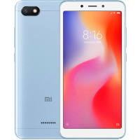 Xiaomi Redmi 6A 2/32GB (Blue) - Азиатская версия