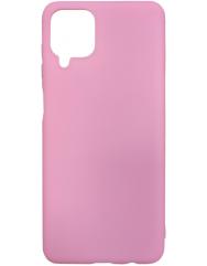 Чохол Soft Touch Samsung A12 (рожевий)