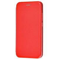 Книга Premium Xiaomi Redmi Note 8T (красный)