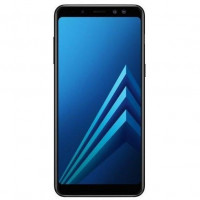 Samsung A530F-DS Galaxy A8 (2018) 32GB Black - Официальный