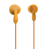 Вакуумные наушники-гарнитура Remax RM-301 (оранжевый)