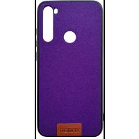 Чехол Remax Tissue Xiaomi Redmi Note 8 (фиолетовый)