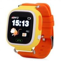 Смарт-часы детские ATRIX SW IQ400 Touch GPS (Yellow)