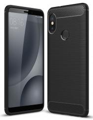 Чохол Carbon Xiaomi Mi A2/6x (чорний)