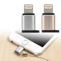 Адаптер Remax RA-USB2 Micro USB Lighthing