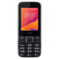 Ergo F240 Pulse Dual Sim (Black)