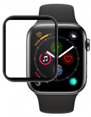 Скло Apple Watch 40mm (5D Black)