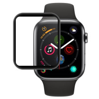 Стекло Apple Watch 40mm (5D Black)