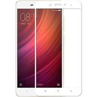 Защитное стекло Xiaomi Redmi Note 4x (3D White) 0.33mm