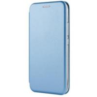 Книга Premium Xiaomi Redmi 9 (голубой)