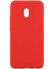 Чохол Silicone Case Lite Xiaomi Redmi 8a (червоний)