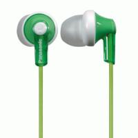 Вакуумные наушники Panasonic RP-HJE118GU-G (зеленый)