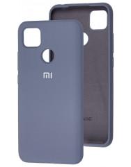 Чохол Silicone Case Xiaomi Redmi 9C (сірий)