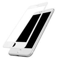 Стекло матовое Iphone 7 Plus (5D White) 0.39mm