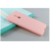 Чехол SoftTouch Xiaomi Redmi 5 Plus (розовый)