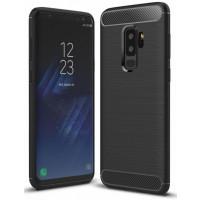 Чехол Carbon Samsung Galaxy S9 (черный)