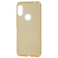 Чехол Shine Xiaomi Redmi Note 6 Pro (золотой)