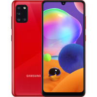 Samsung A315F Galaxy A31 4/64 (Red) EU - Официальный