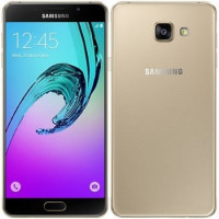 Samsung A710F Galaxy A7 (Gold) - Официальный