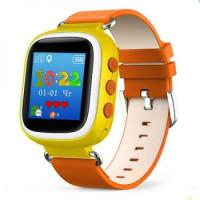 Детские GPS-часы Q60s (Yellow)