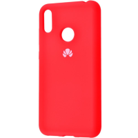 Чехол Silicone Case Huawei Y7-19 (разный цвет)