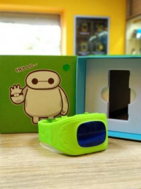 Smart Baby Watch Q60 (Green)