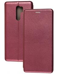Книга Premium Xiaomi Redmi 9 (бордовий)