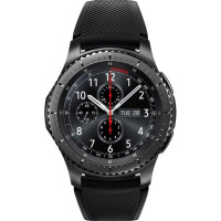 Смарт-часы Samsung RM-760 Gear S3 Frontier (Black)