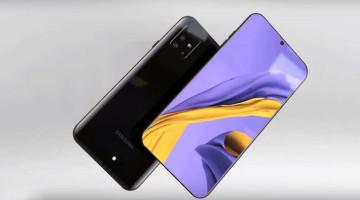 Ожидаемая новинка Samsung Galaxy A51