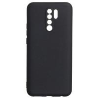 Чехол SMTT Xiaomi Redmi 9 (черный)