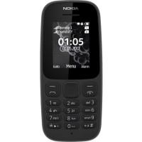 Nokia 105 Single Sim (Black) TA-1010