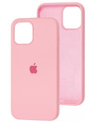 Чохол Silicone Case Iphone 12 Pro Max (рожевий)
